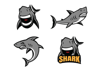 Free Shark Vector - Free vector #418229
