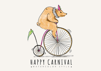 Free Carnival Background - Free vector #421079