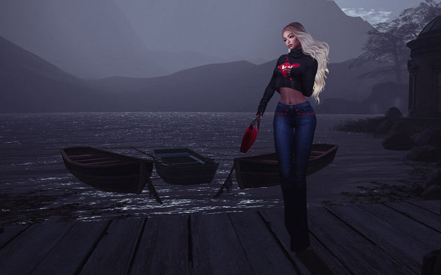Emi Valentines Outfit by SP Piaggio - image gratuit #421649