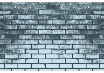 Grey Brick Pattern Background - Kostenloses vector #422399