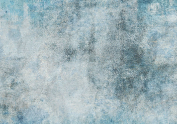 Blue Grunge Free Vector Texture - Free vector #422629