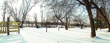 Winter landscape - image #424819 gratis