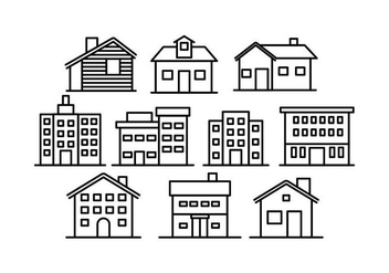 Free Building Vector - vector #425929 gratis