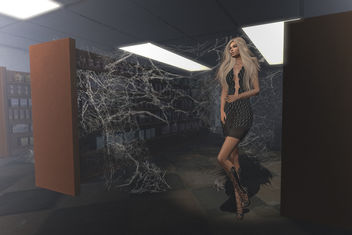 Skisummers Dress by United Colors @ Mesh Body Addicts Bi-Monthly - Free image #426999