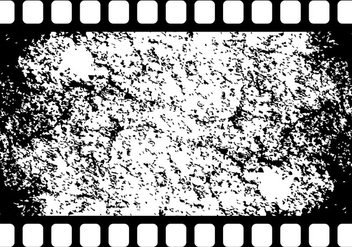 Free Film Grain Vector Background - бесплатный vector #427069