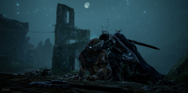 Middle Earth: Shadow of Mordor / From the Shadows - Kostenloses image #427539