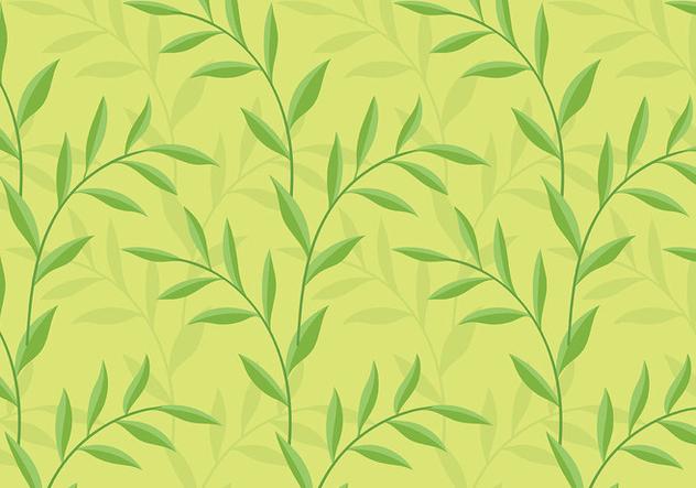 Leafy Background Daun Vector - vector gratuit #427669