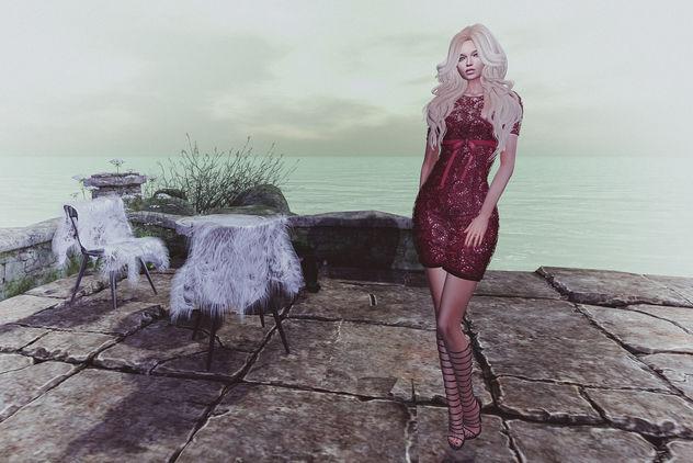 Dress Aida by Lybra @ Shiny Shabby - image #427919 gratis