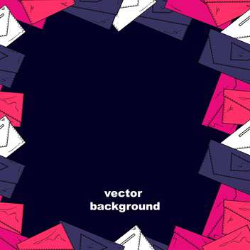 Vector background with women bags - vector #128169 gratis