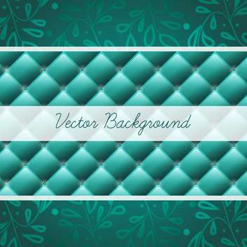 vintage vector invitation frame background - бесплатный vector #129009
