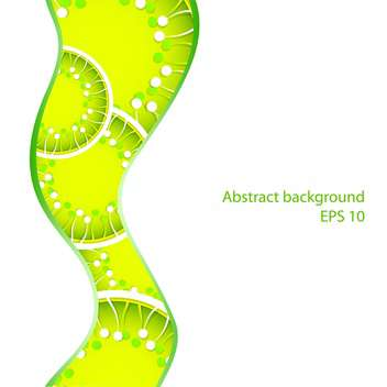 Vector abstract spring background - vector gratuit #129339