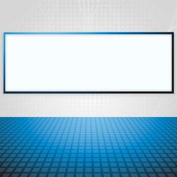 white and blue abstract texture - vector #132569 gratis