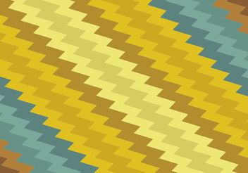 Zig Zag Background Free Vector - vector #138809 gratis