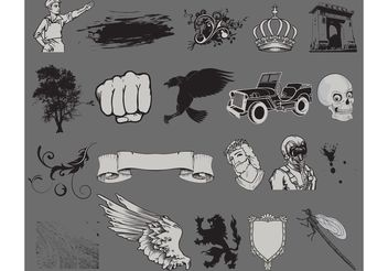 Free vector pack 2 - Free vector #139469
