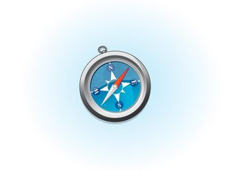 Safari Browser - Kostenloses vector #140509