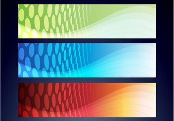 Banner Background Images - Free vector #141759