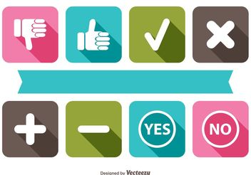 Trendy Miscellaneous Icon Set - Free vector #141929