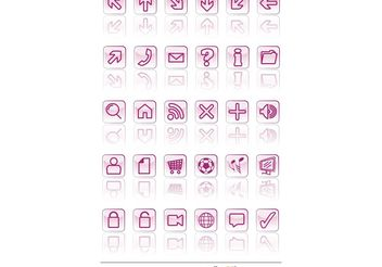 Cool Icons - vector gratuit #142479