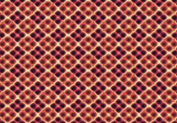 Glowing Background Pattern Vector - бесплатный vector #143709