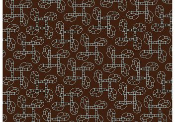 Abstract Pipe Pattern Background Vector - Kostenloses vector #143859