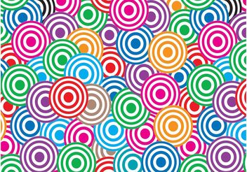 Pop Art Pattern - vector gratuit #143949