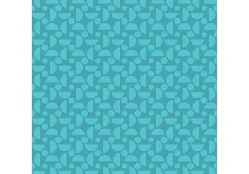 Seventies Vector Pattern - бесплатный vector #144539