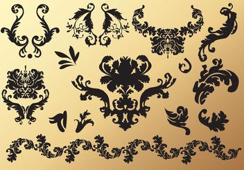 Victorian Graphics - vector #146269 gratis