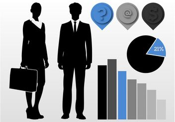 Corporate Vector Designs - Free vector #147109