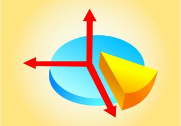 Colorful Vector Diagram - vector gratuit #147729