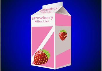 Milk Drink - vector #147879 gratis
