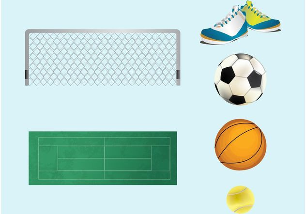 Sports Gear - Free vector #148099