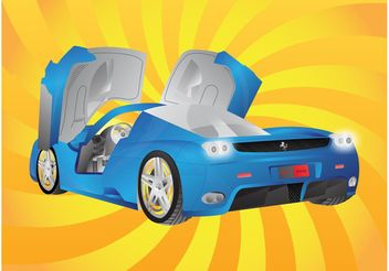 Ferrari Car - vector #149039 gratis