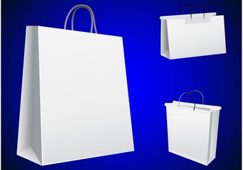 Paper Bags - Free vector #150639