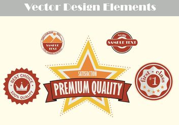 Free Vector Design Elements - Kostenloses vector #151059