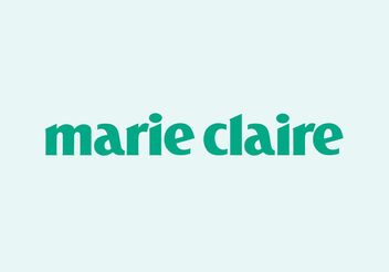 Marie Claire - Free vector #151339