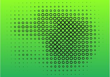 Simple Dots - vector gratuit #151589