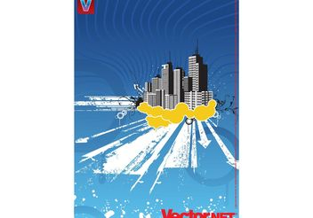 City Vector - vector gratuit #151799