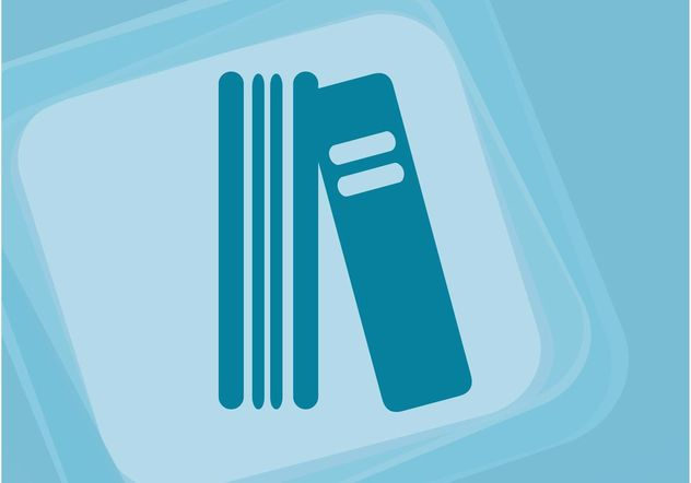 Books Icon - Free vector #152159