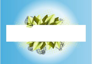 Nature Banner - vector #152779 gratis