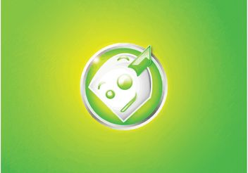 Fresh Green - vector gratuit #153169