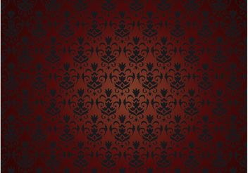 Baroque Pattern - Free vector #154709