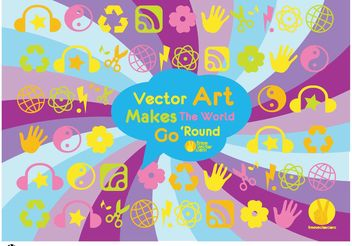 Free Vector Symbols Pack - Free vector #155919