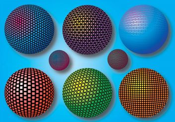 Disco Graphics - Free vector #156489