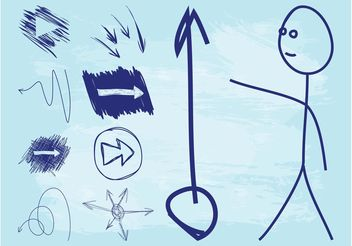 Doodles Set - Free vector #156659