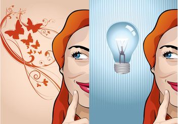 Creative Moment Graphics - Free vector #158599