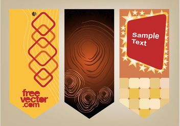 Free Vector Labels - vector gratuit #159079