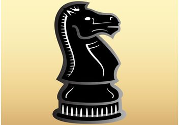 Chess Piece - Free vector #160349