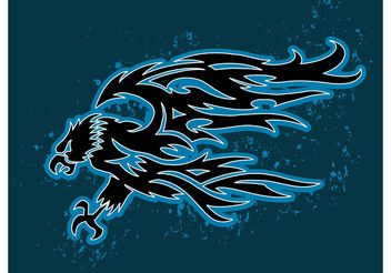 Eagle Vector Graphics - Kostenloses vector #160479