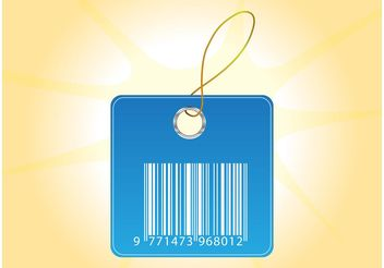 Price Tag Illustration - Free vector #161009