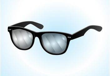 Ray-Ban Sunglasses - vector gratuit #161169